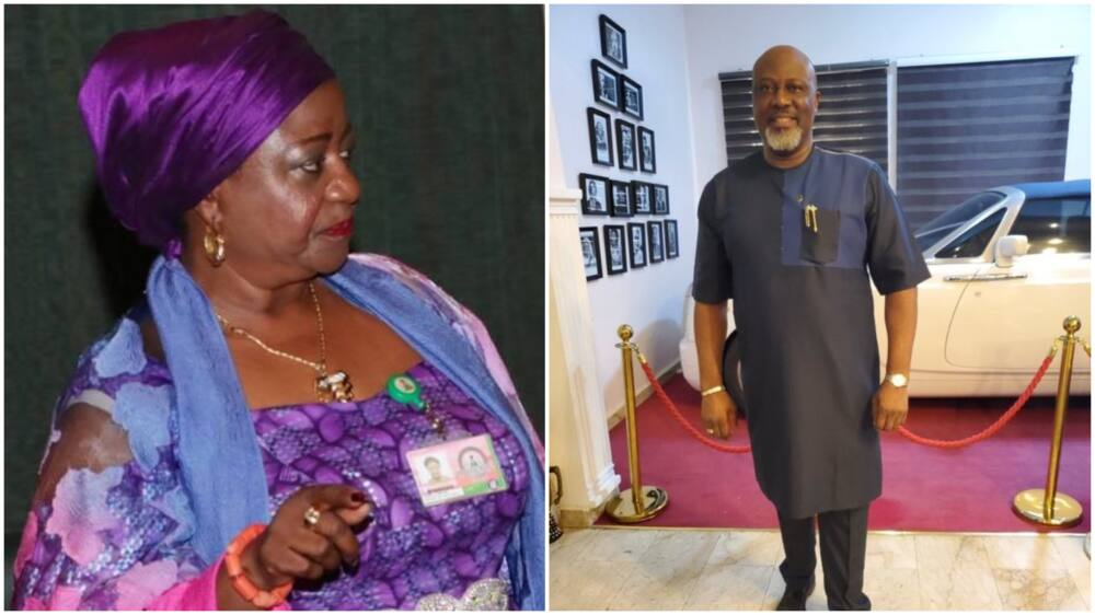 Melaye rejects Onochie's nomination as INEC commissioner