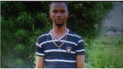 See photo of young man who reportedly died on his way to the hospital after being tortured by the police