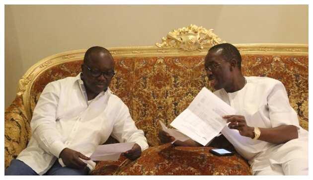 Ex-Delta gov, Uduaghan, bows to pressure, set to return to PDP