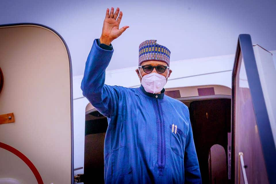 I am taking a short rest - President Buhari opens up about his trip to London