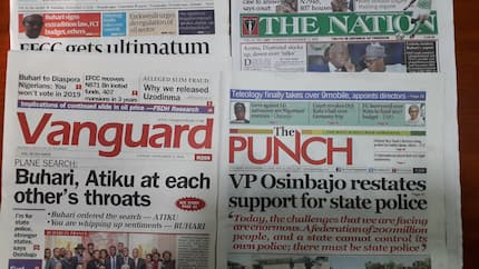 Newspaper review: EFCC issued 14-day ultimatum to probe Governor Ganduje