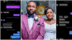 Nigerian lady shoots her shot at man on Facebook and marries him, screenshots of their chats cause stir