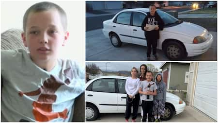 Kind 13-Year-Old Son Works As Gardener, Sells Off His Xbox Game so He Can Buy Mother a Car