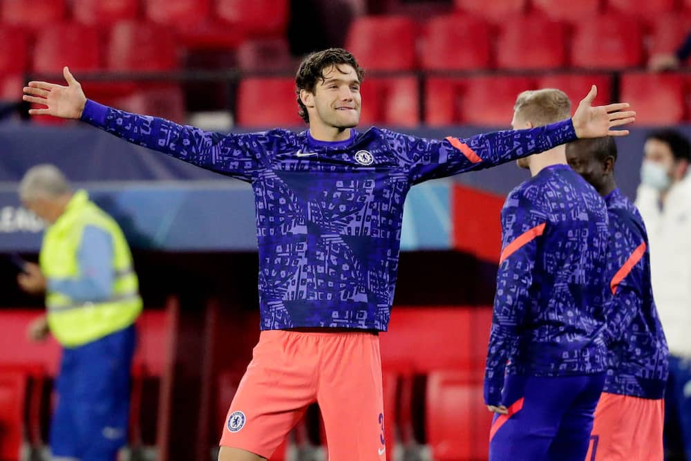 Marcos Alonso: Atletico Madrid interested in signing Chelsea defender next year