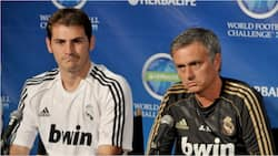 Real Madrid legend who never met eye with Mourinho reveals what Portuguese boss did when he was hospitalized