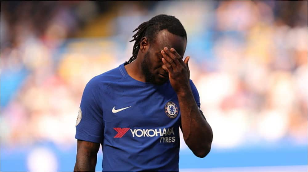 Chelsea to let go of 7 stars including Rudiger, Drinkwater and Victor Moses