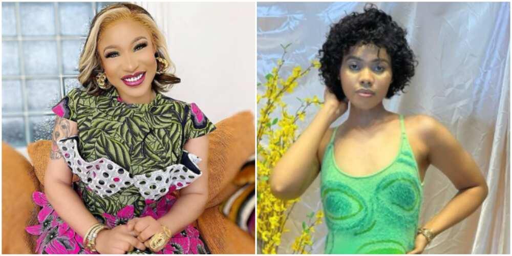 Jane Mena slams Tonto Dikeh with petition