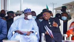 Another PDP governor defecting to APC? Opposition party reacts