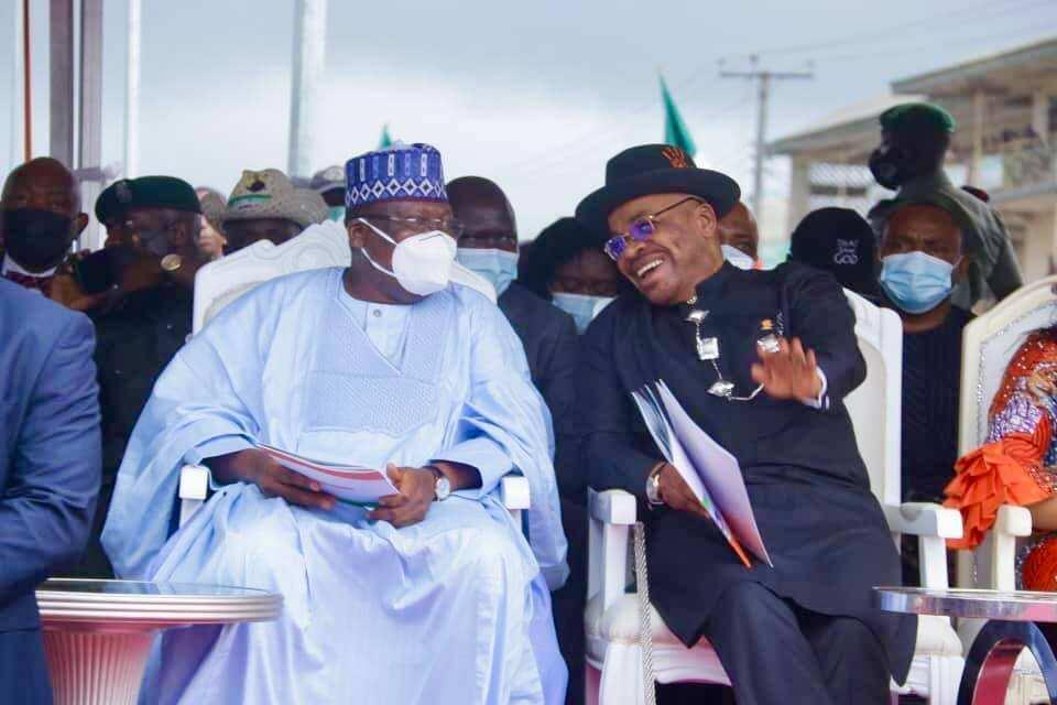 Akwa Ibom Governor Udom Emmanuel Defecting to APC? PDP Reacts
