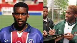 How Super Eagles legend Okocha became Africa's most expensive player and mentor to Ronaldinho in 1998