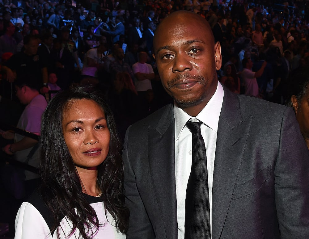 Chappelle wife