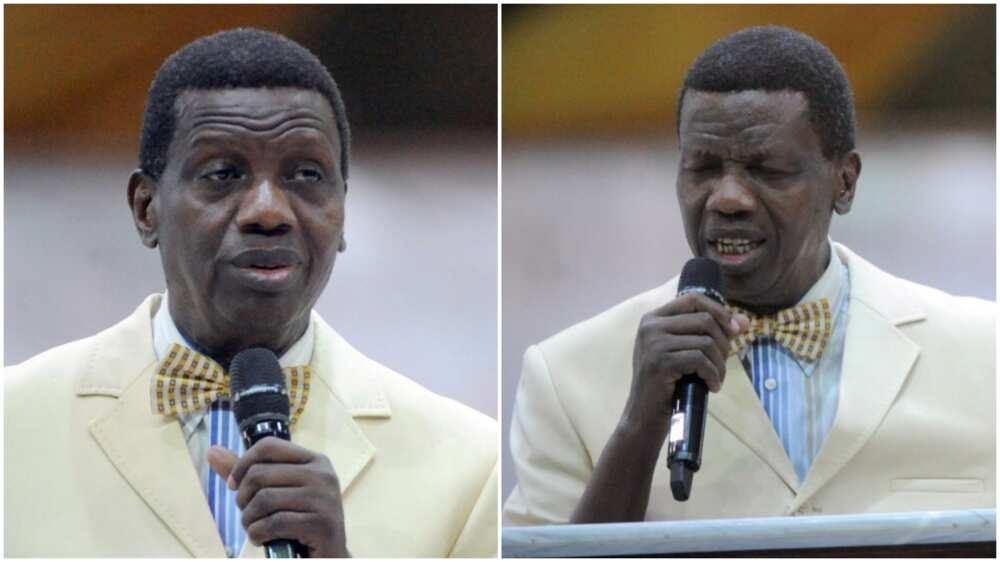 Pastor Adeboye Finally Breaks Silence on Son's Death