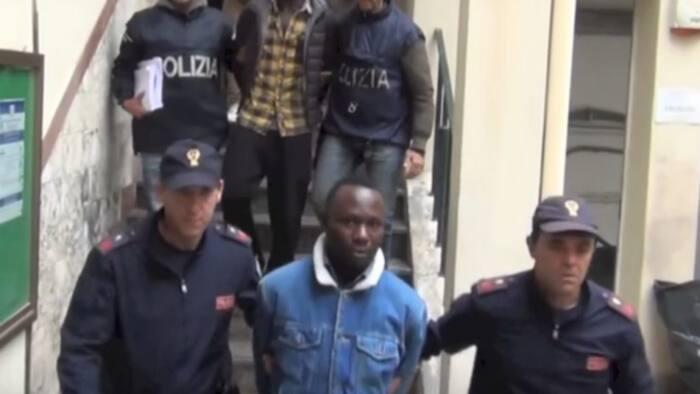 'Yan sandan kasar Italy sun kama 'Sarkin Ferrara' da sauran wasu 'yan Nigeria 72