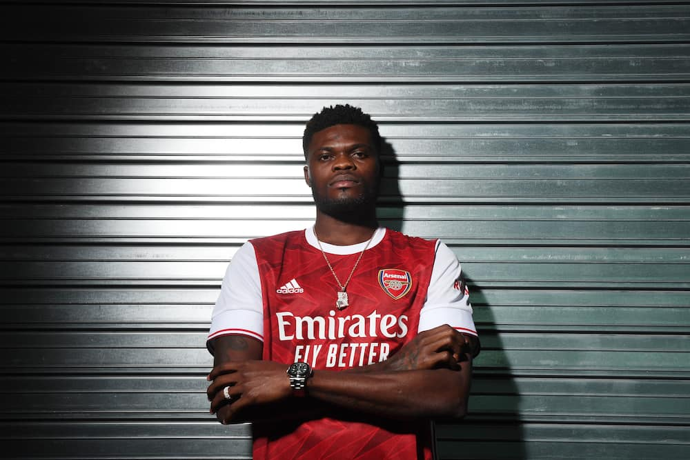 Thomas Partey: Arsenal fans tell Ghanaian star he would waste years at the Emirates