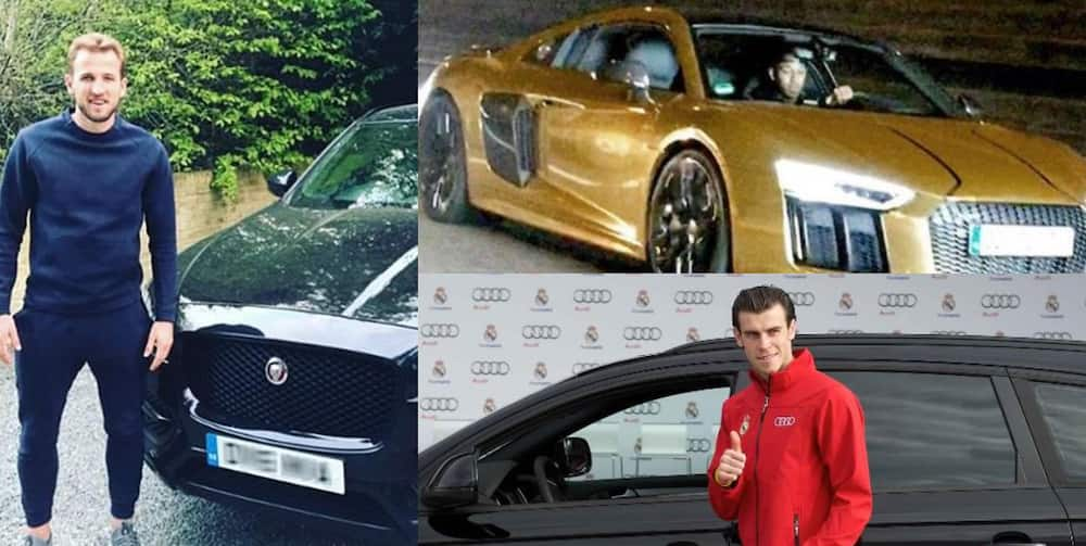Lionel Messi, Aubameyang, Kane are among stars who prefer to lease expensive cars