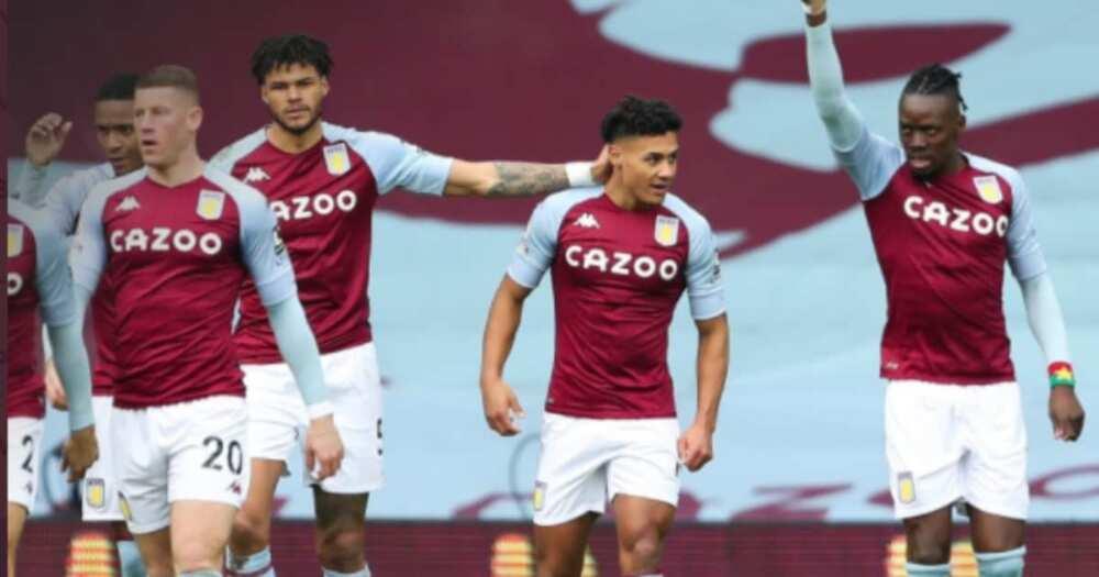 Aston Villa 1-0 Arsenal: Villains condemn Gunners to second successive defeat