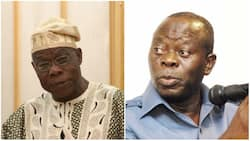 If Buhari decides to probe power sector, he must put Obasanjo on trial - Oshiomhole