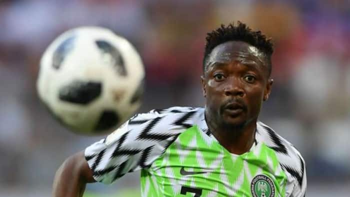 Confusion as FIFA, CAF clash over Ahmed Musa's caps for Super Eagles