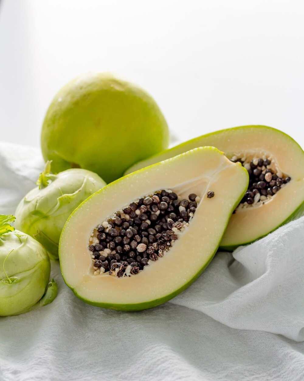 Pawpaw fruit health benefits