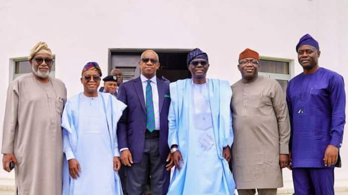 Constitution review: Southwest governors propose 6 regions, demand LG autonomy