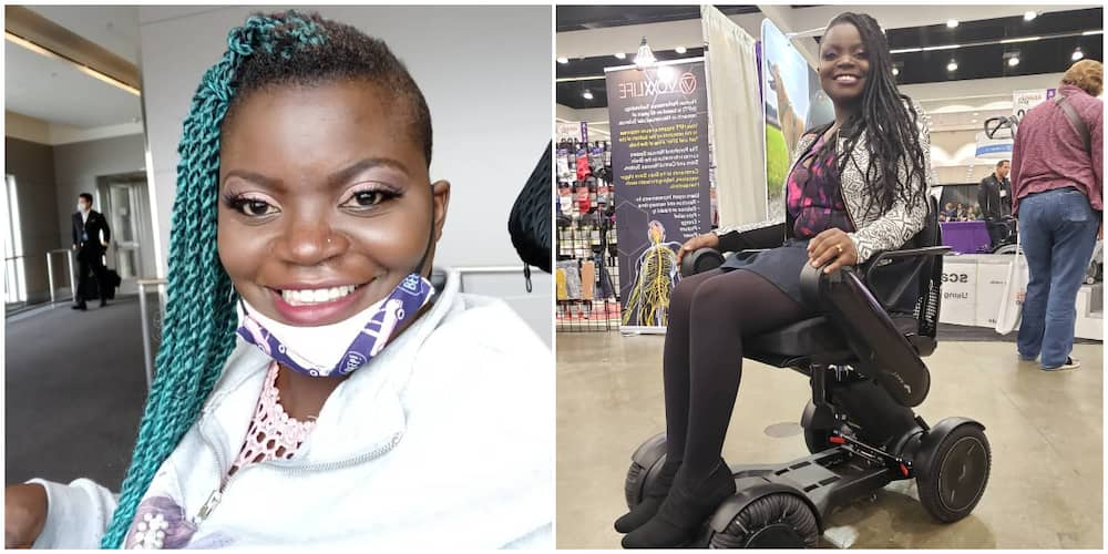 Physically-challenged actress Ovi James calls out Nigerian mother in emotional open letter