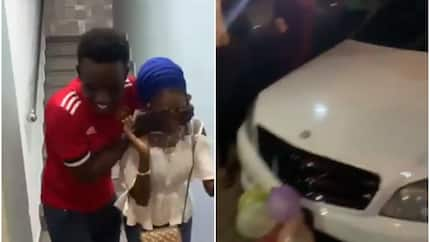 100 level undergraduate who bought car for 16-year-old girlfriend source of money revealed