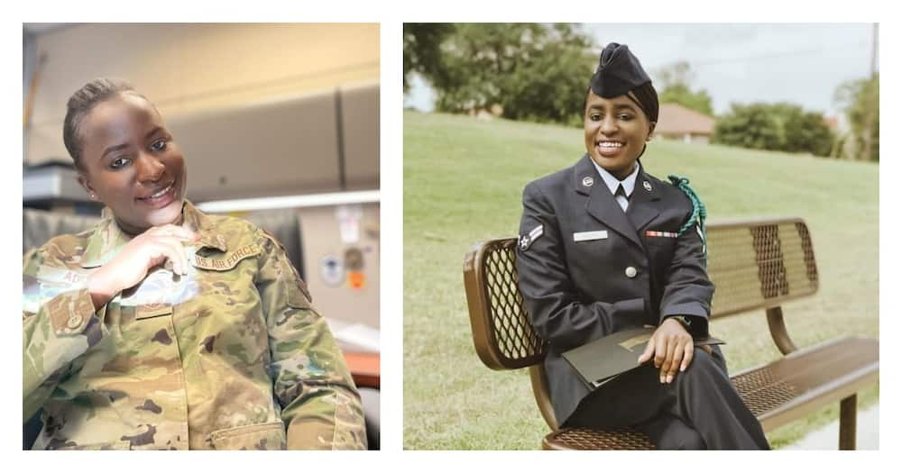 Sergeant Winnie Adipo: Rejected by the Kenyan military, embraced in the US Air force