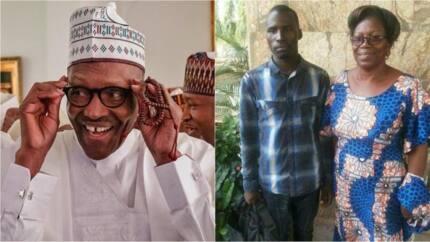 Buhari praises Abuja taxi driver for returning valuables forgotten in his car