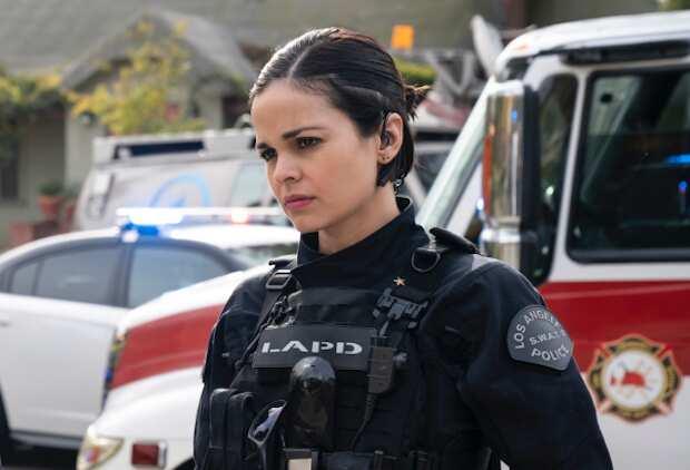 Lina Esco SWAT