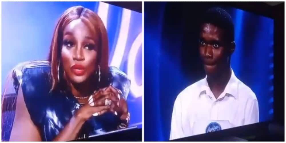 Nigerian Idol Contestant Says Seyi Shay's Mean Comment Broke Him Emotionally, Psychologically