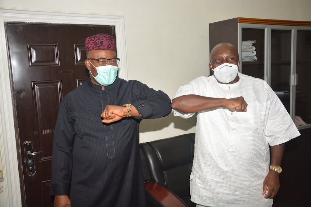 Buhari's Minister Akpabio Opens Up on the Cause of Nigeria's Insecurity