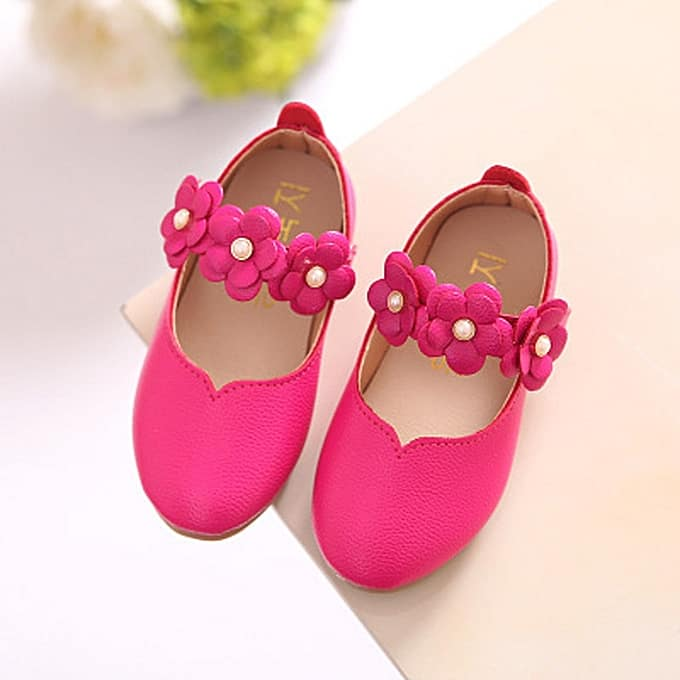 Latest kids shoes for girls
