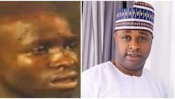 10 years challenge: See this hilarious throwback photo of Nollywood actor Femi Adebayo on Instagram