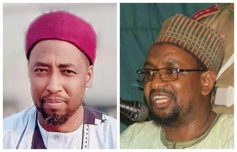 Sheikh Maqary da Gadon Kaya