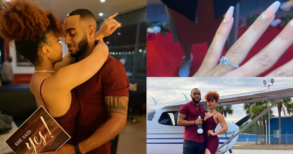 """""""I'm Marrying the Man of My Dreams"""": Pretty Lady Celebrates Engagement"""