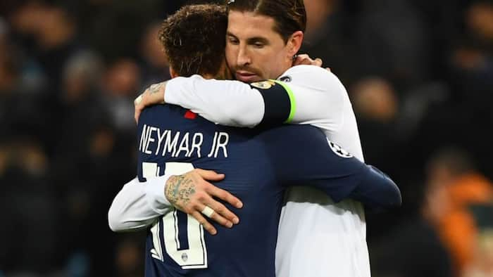 Real Madrid legend Ramos recounts how Neymar persuaded him to snub other clubs and join PSG