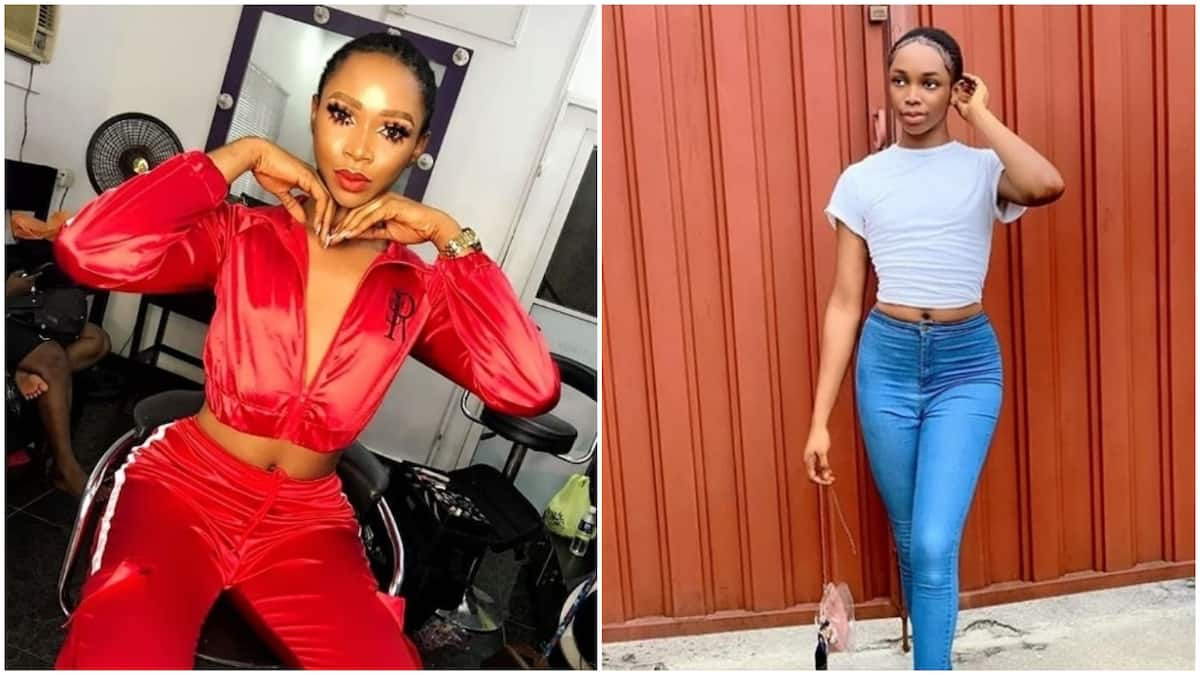 Viral photos of Port-Harcourt based young man who looks and dresses like a lady