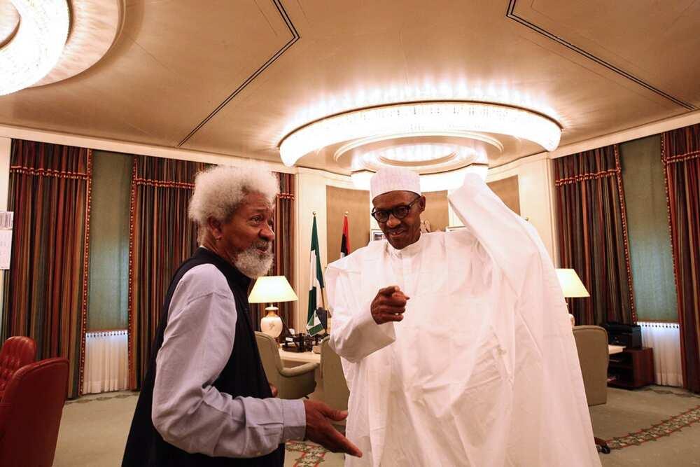 Farfesa Wole Soyinka ya caccaki shugaba Buhari a kan shirin kirkirar wata sabuwar doka a Najeriya