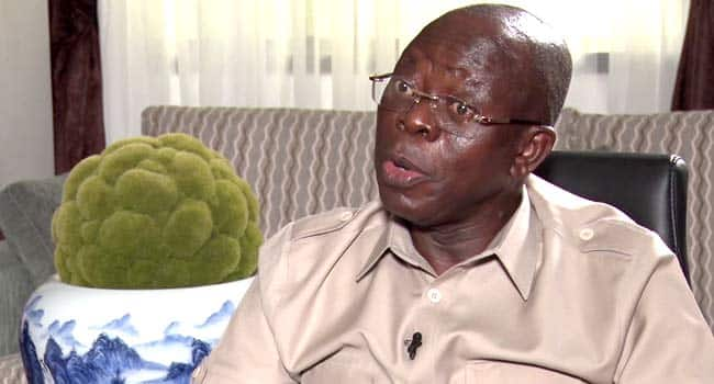 Present your primary six certificate if you really attended school - PDP tells Oshiomhole
