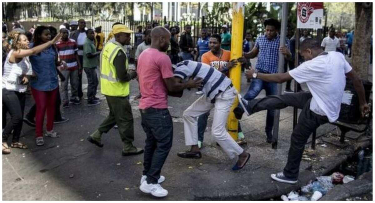 Xenophobia: Shooting in Owerri as police deploy personnel in Kwara, Enugu - Legit.ng
