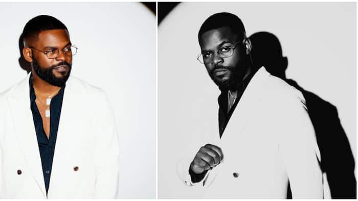 Falz at 31: Rapper floods IG with exactly a dozen of cool pictures, leaves ladies gushing over his tattoos
