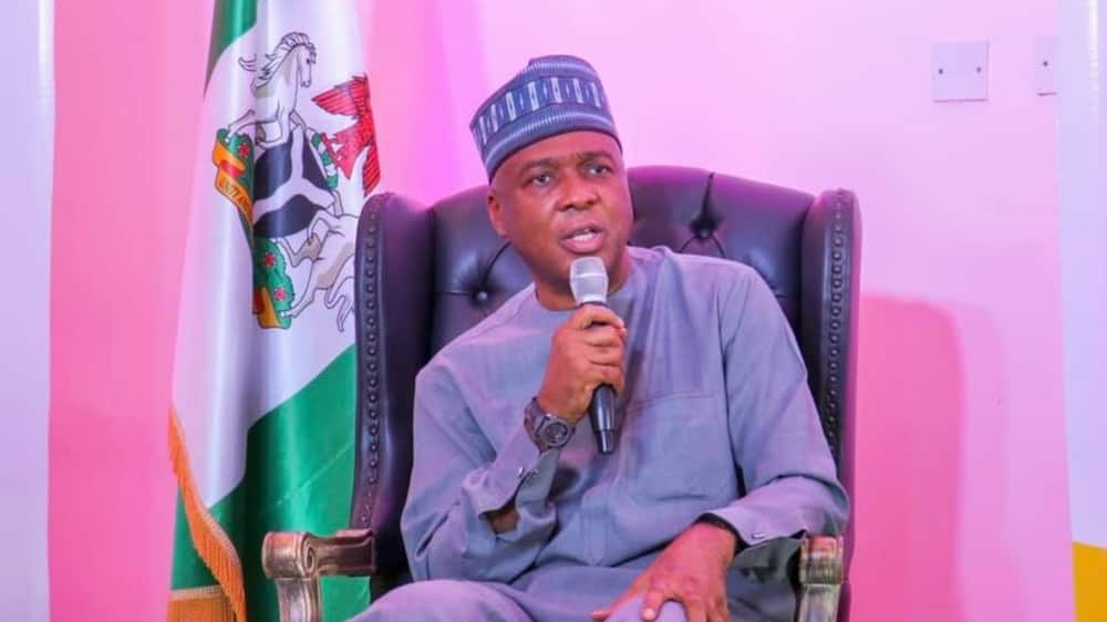 Allegations of Corruption: Saraki Is in Our Custody, EFCC Confirms