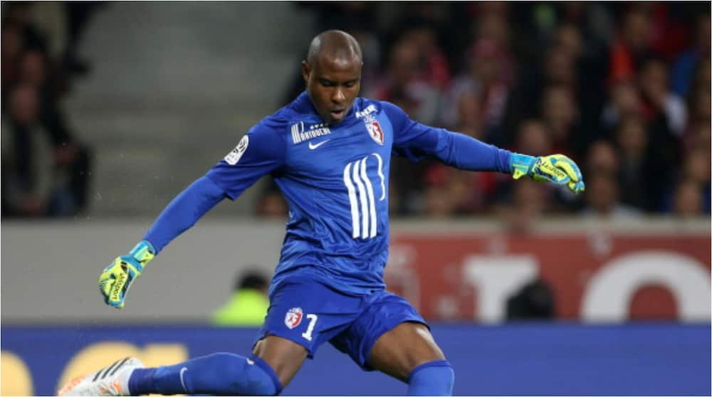 Vincent Enyeama: Ex- Eagles' goalkeeper gets coaching role at French Irish club de Croix