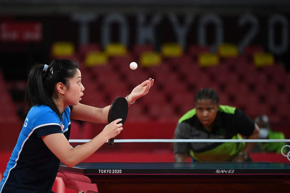 Nigeria's Offiong Edem Crashes Out of Tokyo Olympic Games After Losing 4–1 to Lily Zhang