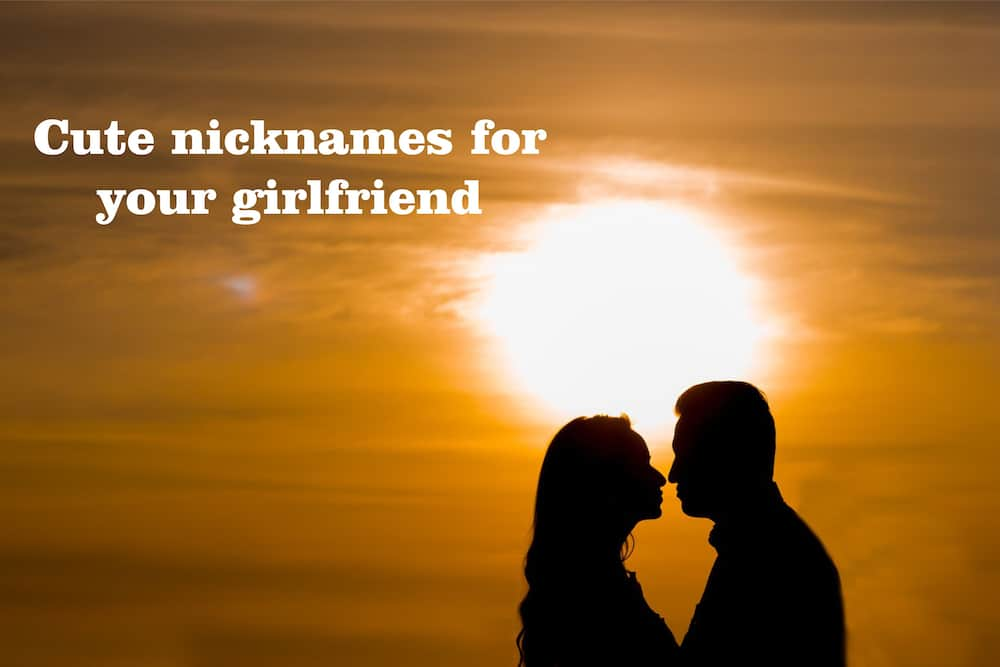 funny cute names to call your girlfriend