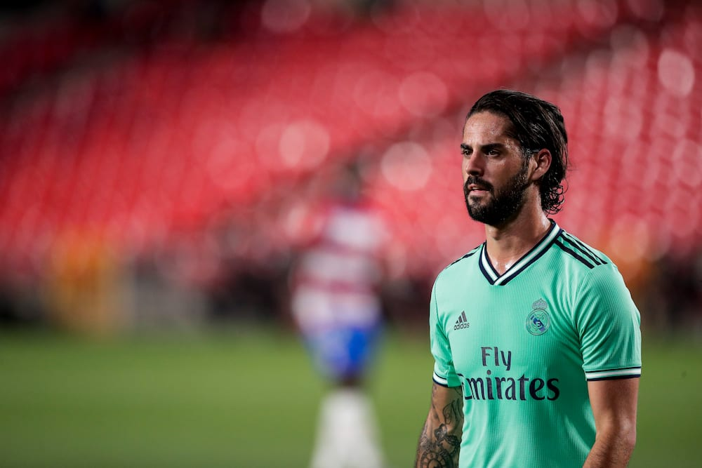 Isco, Real Madrid star, reportedly linked with move to EPL giants Everton