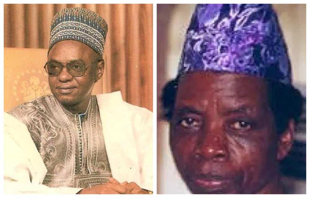 Daya daga cikin tsofaffin Ministan Shagari da su ka rage, Olowoporoku, ya bar Duniya