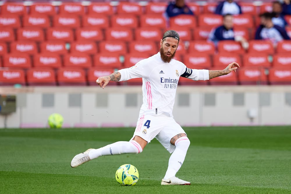 Sergio Ramos named greatest defender in soccer history by France football readers