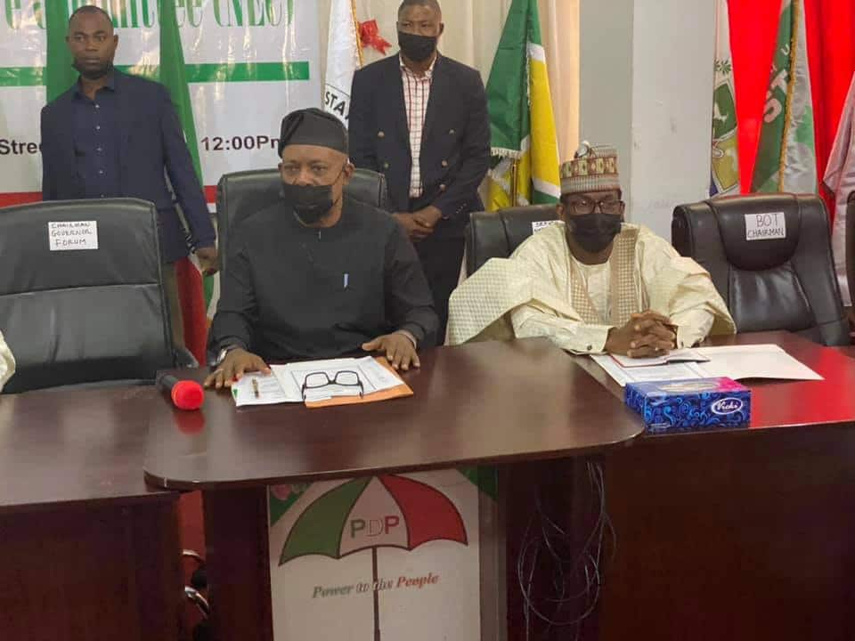 PDP: We're in talks with APC reps who want to join our party