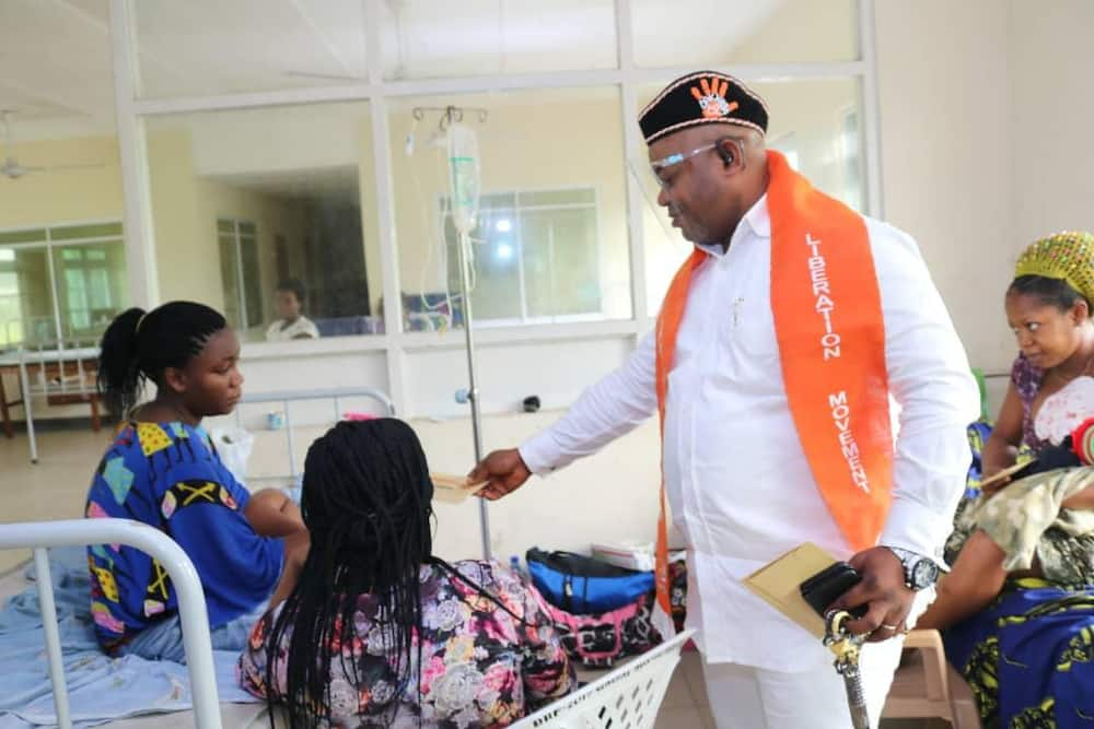 41 PATIENTS RECEIVE SUPPORT FROM AILM in Akwa Ibom state